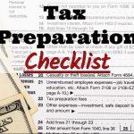 BIZNAME's 2017 Tax Preparation Checklist