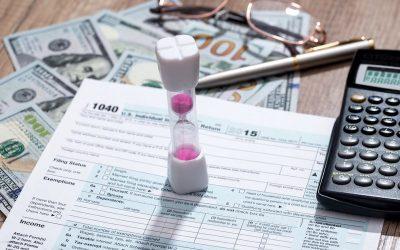John Smith's Tax Extension Breakdown